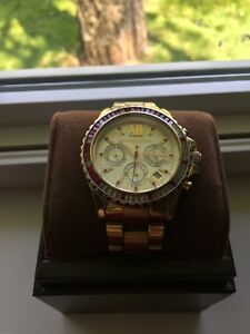 Authentic Michael Kors chronograph watch