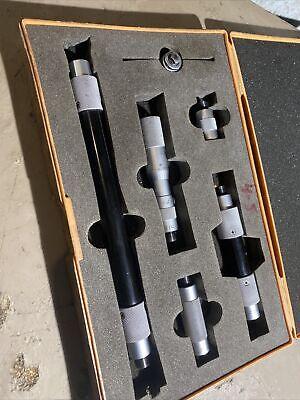 Vintage Mitutoyo 139-178 Tubular Inside Micrometer 4-20 Q12
