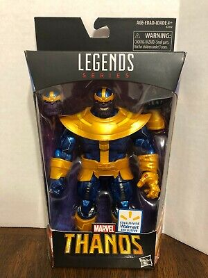 "Thanos Exclusive Marvel Legends 6"" Action Figure"