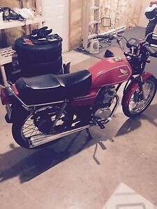 All Original 1984 Honda CB125S