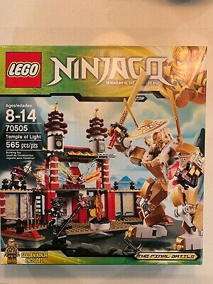 LEGO NINJAGO Temple of Light (70505)