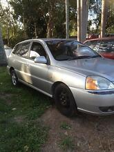 2003 Kia Rio Hatchback Bluewater Townsville Surrounds Preview