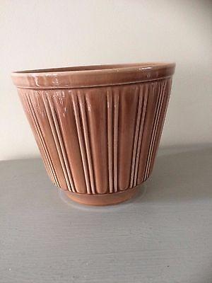 Vintage Retro Plant Pot
