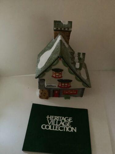Dept 56 Heritage Village Collection North Pole Series Elf Bunkhouse
