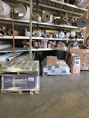 Warehouse Carpet Rack Pallet Rack 120 Ft Long