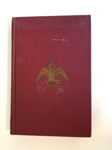 Morals and Dogma of Freemasonry, 1960