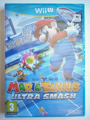 Mario Tennis Ultra Smash Jeu Vidéo Nintendo Wii U