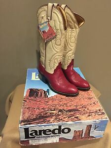Brand new- Justin cowboy boots (size 7.5 women's)