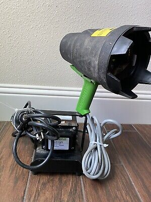 Magnaflux Industrial Zb-100f Ultraviolet Black Light With Stand Great Price