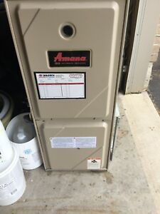 Amanda Natural gas furnace