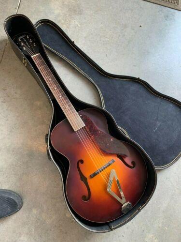 Gretsch New Yorker Artchtop guitar