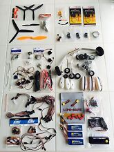 Radio control aircraft accessories and electronics, new and near new Trinity Park Cairns Area Preview