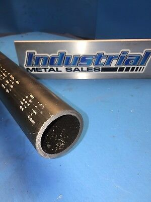 1-58 Od X 12-long X .188 Wall 4130 Steel Round Tube-4130 1.625 Od