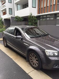 2008 Holden statesman Chatswood Willoughby Area Preview