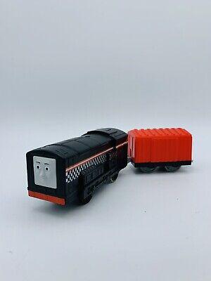 THOMAS & FRIENDS Tomy TRACKMASTER TALKING DIESEL Mattel Motorized Train