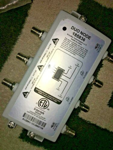DISH Network 185836 Duo Node For Hopper/Joey. Used.