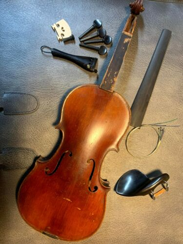 3/4 German Violin Project - Necessary Parts Included - FAST FREE SHIP