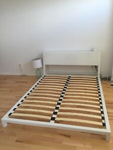 Metal Queen Bed Frame (From CB2 )