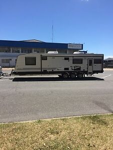2017 scenic by spaceland caravan 30ft not Roma regal jayko Upper Mount Gravatt Brisbane South East Preview
