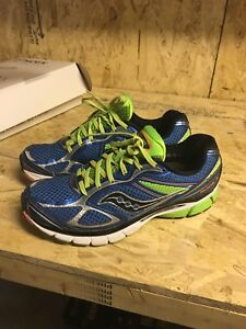 New Saucony Guide 7 running shoes