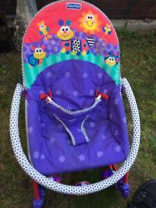 Bouncy chair/ rocker