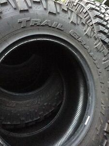Nitto Trail Grappler off-road tyres 35 12.5 18 mud Hawthorn Mitcham Area Preview