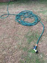 Approx 30m garden hose with multi setting nozzle and tap connector Manly Vale Manly Area Preview