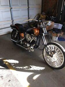 Harley Davidson shovelhead Burnside Melton Area Preview