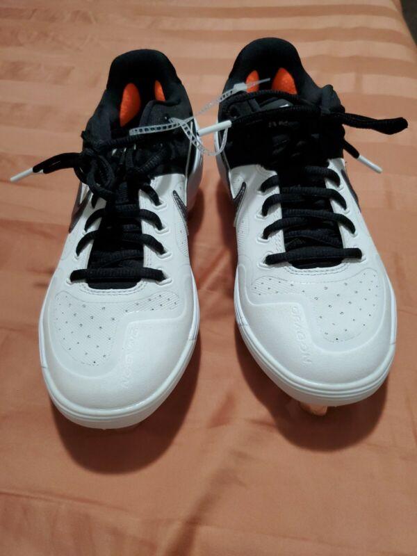 Nike Alpha Huarache Elite 2 Low Baseball Cleats Size 5.5 - AJ6873-102