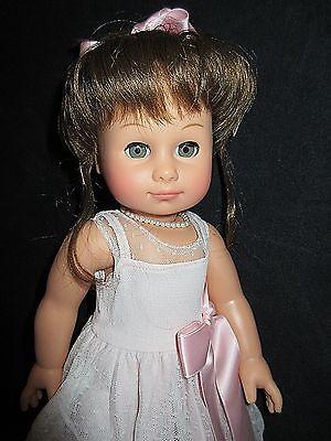 "Gotz Ballerina Doll, A Brittany's Club Doll - Made in Germany 17"" - All Original"