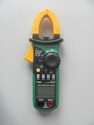 Mastech Ms2108 6600 Ac Dc Clamp Meter Inrush Current Diode Test Usa Ship