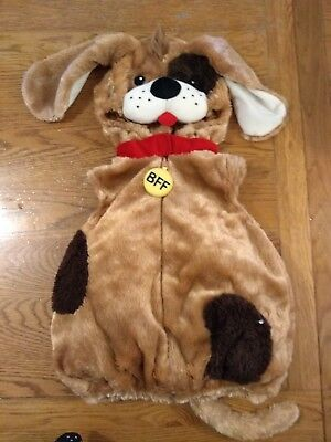 NWT baby girl/boy puppy dog fancy dress up outfit. 6-9mths.    3/1