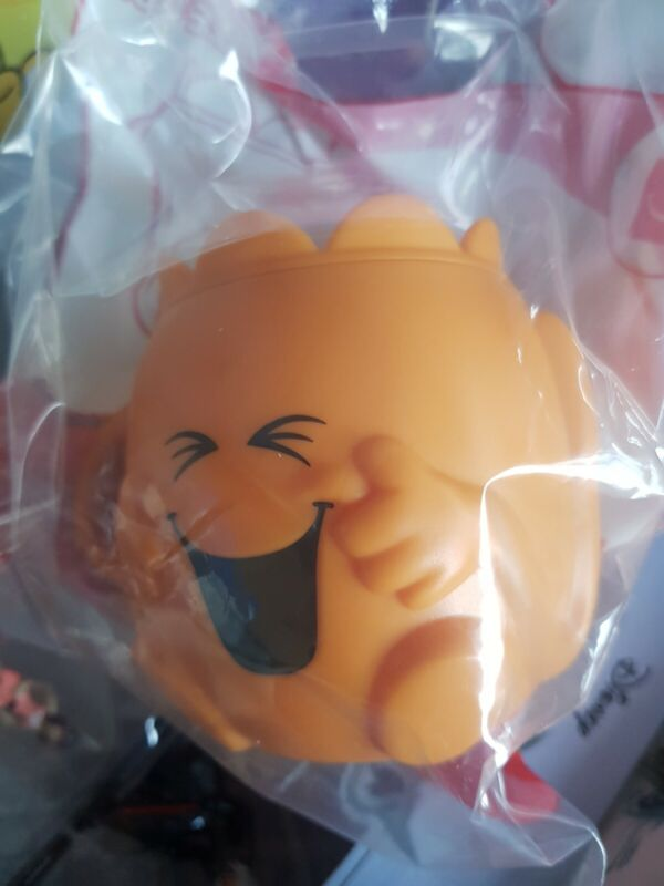Mr Tickle Cup Maccas Mcdonalds Happy Meal Mr Little Men Toy