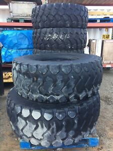 Tires 20.5R25 Michelin Radials