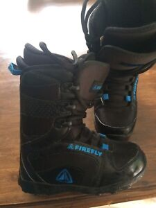Botte pour Planche a Neige Firefly