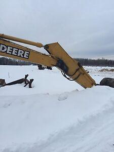 1999 John Deere Excavator