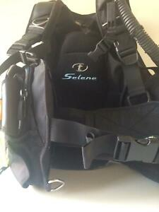 Used Medium TUSA SELENE BCD with weight Pockets Scuba Diving Dive Salisbury Brisbane South West Preview