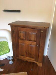 Antique cabinet