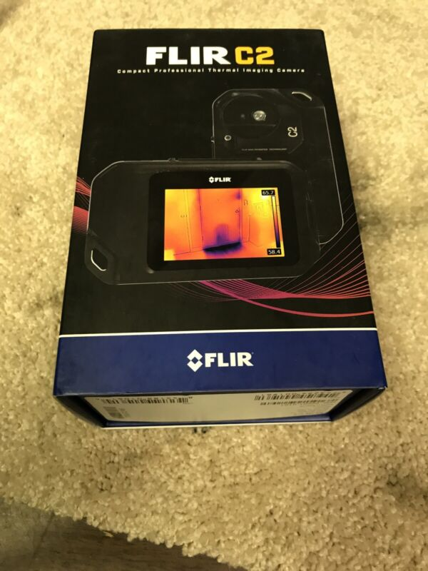 FLIR C2 Compact Thermal Camera - Infrared (IR) - Pocket Portable
