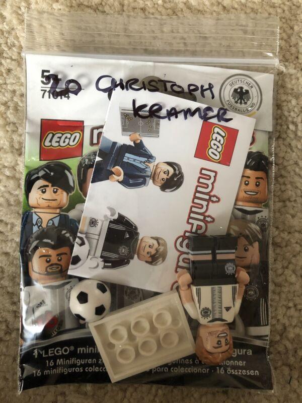 Lego+71014+Christoph+Kramer+No.20+-+Deutscher+Fussball-Bund+DFB+Minifigure
