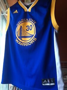 Stephen curry jersey in good condition