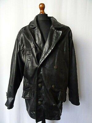 Men's Vintage MAURITIUS Leather Sports Jacket 48R (XXL)