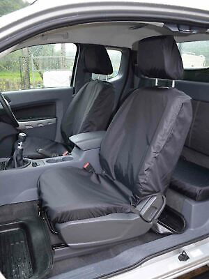 Ford Ranger 2006-2011 Green DPM Camo Camouflage Tailored Pair Front Seat Covers