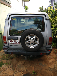 2 Legendary Land rover Discoverys tdi for sale Meikleville Hill Yeppoon Area Preview