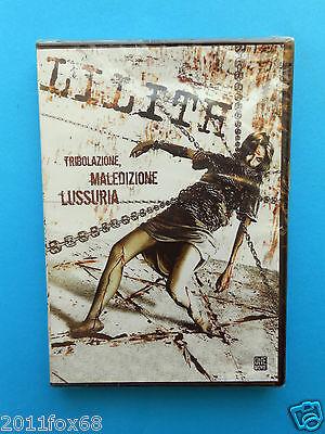 lilith tribolazione maledizione lussuria dvd raro sigillato lilit dvds sealed gq