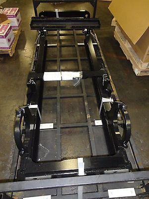 Toyota Forklift 8fg45u 9000 Lb. Mast Outer Cage Single Stage 61104-u3640-71