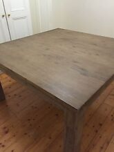 Near New Square Dining Table (Pick Up Only) Prahran Stonnington Area Preview