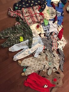 Baby Boy Clothes NB to 6mths