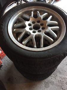 205 55 16 Cooper Snow Tires
