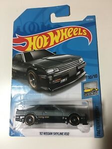 2018 Hot Wheels '82 Nissan Skyline R30